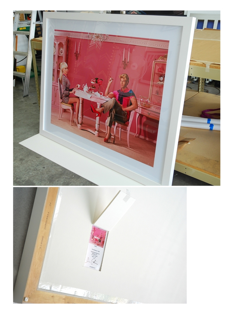 Framing+Sample+with+print+tag