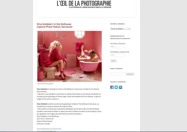 L'Ceil+De+La+Photographie