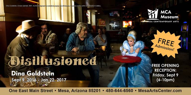 Messa show invite