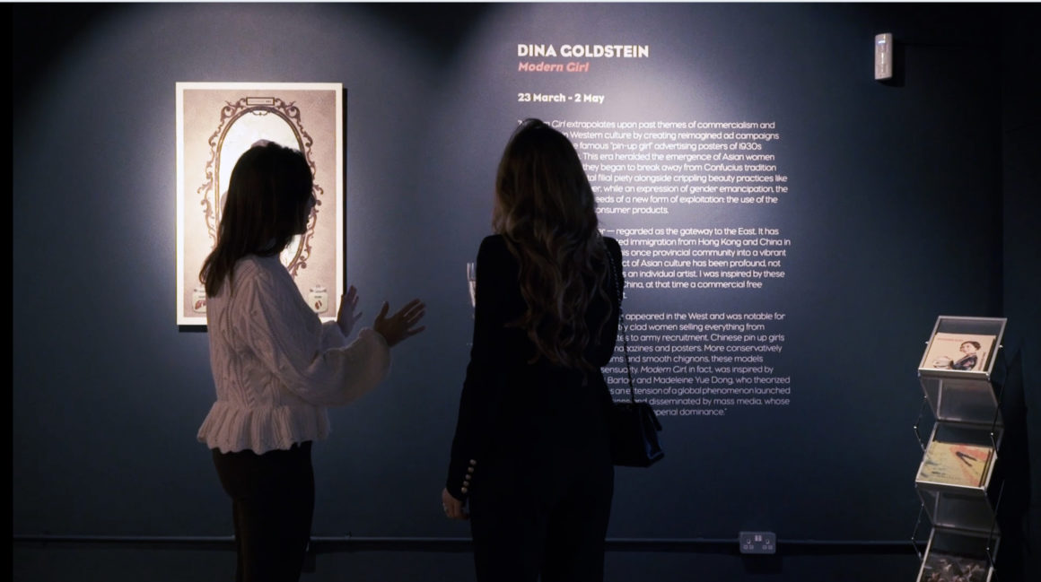 Dina Goldstein Masterpiece Gallery London Opening 2020